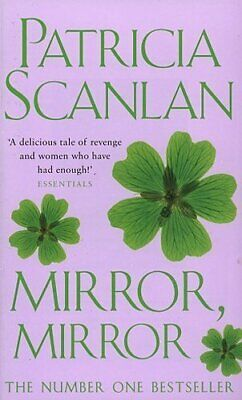 Mirror, Mirror by Scanlan, Patricia Book The Cheap Fast Free Post