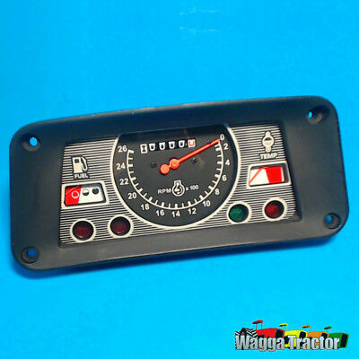 THD3501 Instrument Tacho Temp Gauge Cluster Ford 2000 3000 4000 5000 Tractor