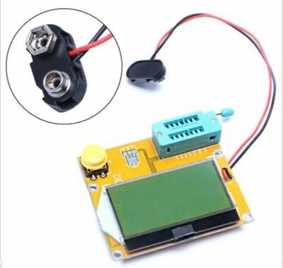 All-in-1 LCR Component Tester Transistor Diode Capacitance ESR Meters Inductance