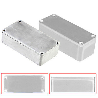 LOT 5/10 New Aluminum Stomp Box Effects Pedal Enclosure FOR Guitar Hotsell SO PW