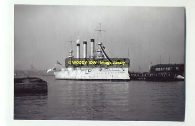 rp6336 - American Warship - USS Brooklyn - photo 6x4