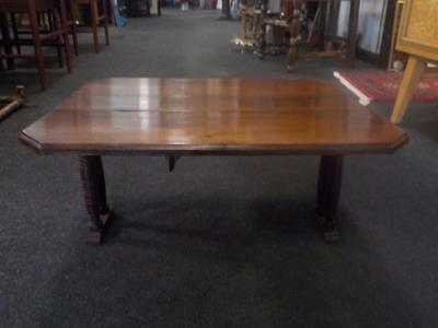 Edwardian Apprentice Piece Mahogany Drop Leaf Table