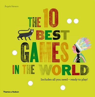The 10 Best Games in the World (Hardcover), Navarro, Angels, 9780500515990