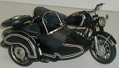 Blechmodell Motorcycle BMW