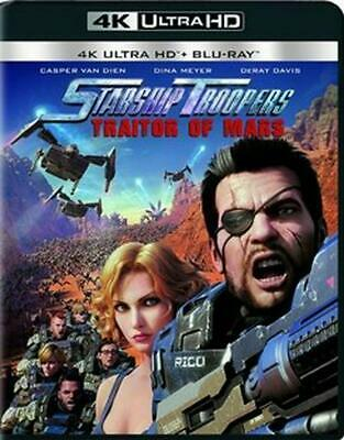 Starship Troopers: Traitors of Mars Region 1 Free Shipping!