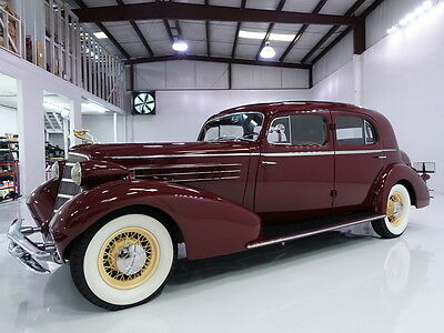 1934 Cadillac V12 Town Sedan by Fleetwood | Gorgeous 1934 Cadillac V12 Town Sedan by Fleetwood | Matching #S engine & transmission