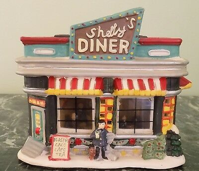 Shelly's Diner - Unbranded - needs lights