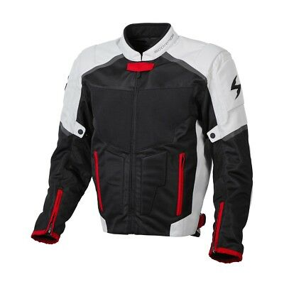Scorpion EXO Influx Mesh Sport Jacket Grey Mens All Sizes