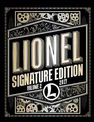 Lionel 6-83987 Lionel 2017 Signature Catalog Volume 2