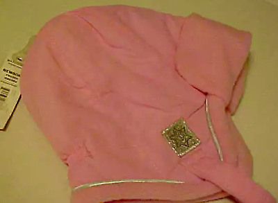 Pink Girls Winter Trapper Hat Faded Glory Baby Toddler New with Tags