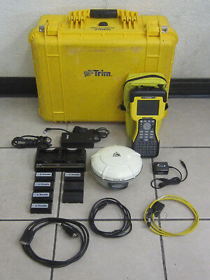 Trimble R8 Model 3 GNSS Base or Rover Survey GPS 450-470MHz with TSC2 Controller
