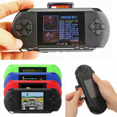 PXP3 Handheld Game Console Portable 16 Bit Retro Video Game Player 150 + Games