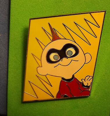 Disney Incredibles Lanyard Starter Jack Jack Pin