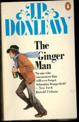 The Ginger Man by Donleavy, J. P. Paperback Book The Cheap Fast Free Post