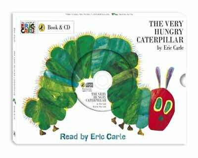 The Very Hungry Caterpillar by Carle, Eric Book The Cheap Fast Free Post