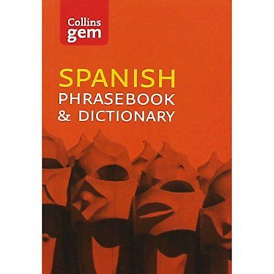Collins gem spanish phrasebook and dictionary book the cheap fast collins gem spanish phrasebook and dictionary book the cheap fast free post fandeluxe Images