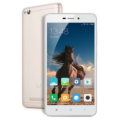 Official Global 5''Xiaomi Redmi 4A 4G 2+32GB MIUI 8 5+13MP Snapdragon425 3120mAh
