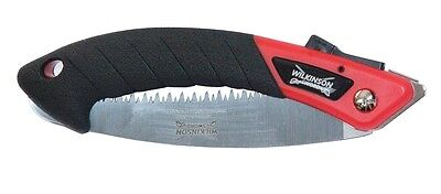 WILKINSON SWORD FOLDING PRUNING SAW 1111169w