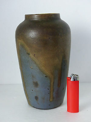 Jean Pointu Vase Carries Gres Saint Amand En Puisaye French Pottery Art Poterie