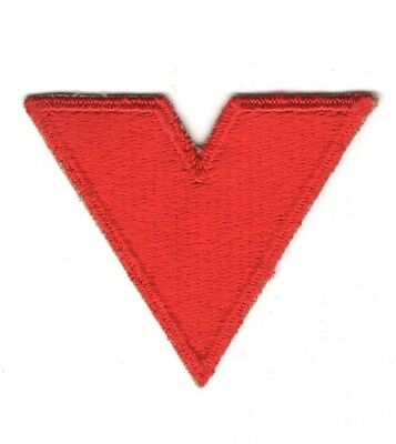 WWII High School Victory Corp embroidered patch