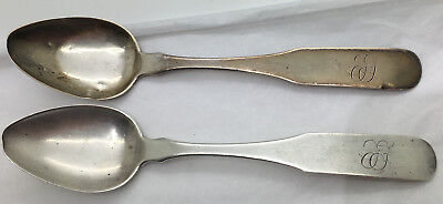 B. F. Karsner Coin Silver Spoons From Alabama