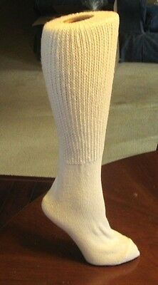 Diabetic Socks good price for these.Top Quality White Ladies 2pair $5.99 Free SH