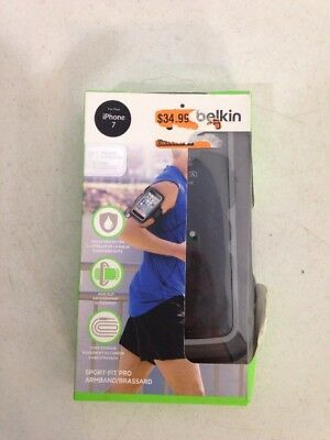 Belkin Sport-Fit Pro Armband for iPhone 7