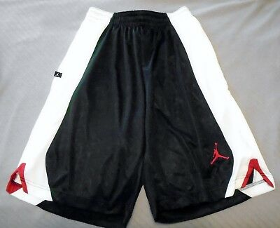 Nike ~ Jordan ~ Men's Dri-Fit Basketball Shorts - New w/ Tag - Black - XL