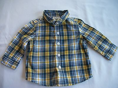 Next Baby Boys Shirt - Age 0-3 Months