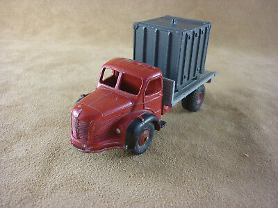 Dinky Toys Berliet Porte Container N° 34 B