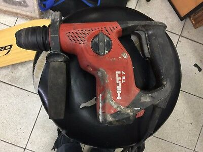 Hilti Te 7C  Rotary Hammer Drill And Chipping Hammer