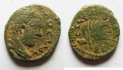ZURQIEH -aa7902- A PROVINCIAL AE FROM MESOPOTAMIA