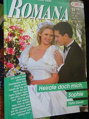 Cora Bd. 1294  25  1/99 Romana Heirate doch mich Sophie