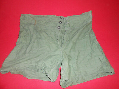 Great Britain Army : 1945 Wwii Underpants Boxer   Militaria