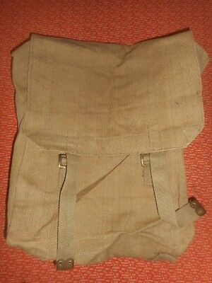British Army : 1941  Wwii - Big Backpack Haversack Wwii 1941 Nice