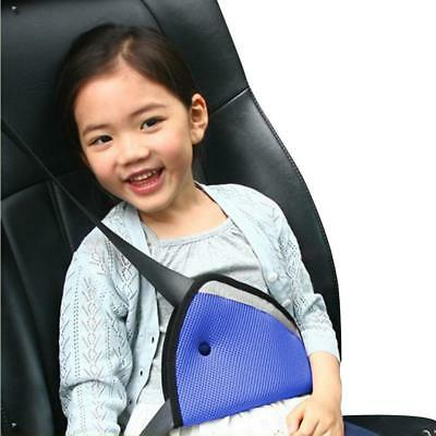 Baby Kids Car Safety Cover Strap Adjuster Pad Harness Children Seat Belt Clip KJ