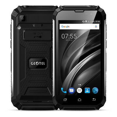 GEOTEL G1 Android 7.0 7500mAh Smartphone 16G MTK6580A QuadCore 2SIM Cellulare IT
