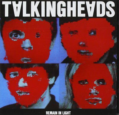 Talking Heads Remain In Light CD NEW SEALED Once In A Lifetime/Houses In Motion+