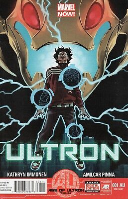 Ultron #1 (NM)`13 Immonen/ Pinna