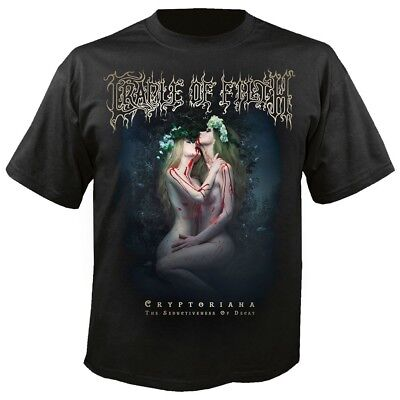 CRADLE OF FILTH - Savage waves of ecstasy T-Shirt
