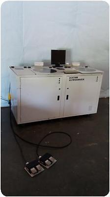 Custom Ultrasonics System 83 Plus 9 Dual Chamber Washer Disinfector @ (153528)