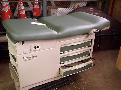 """used""  Ritter 204 Exam Table - Pick Up Only!"