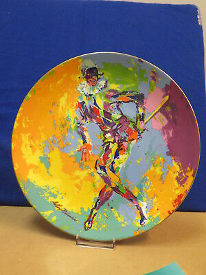 Leroy Neiman Harlequin limited edition plate, Royal Doulton, 1974, #6803