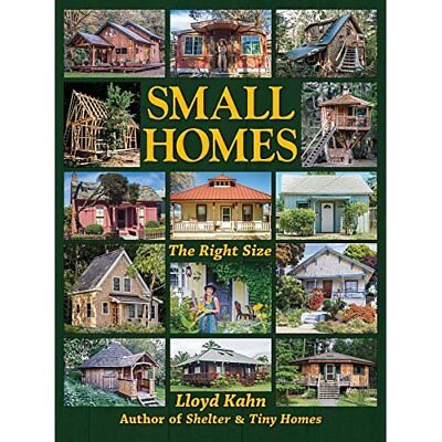 Small Homes: The Right Size (Shelter Library of Buildin - Paperback NEW Khan, Ll