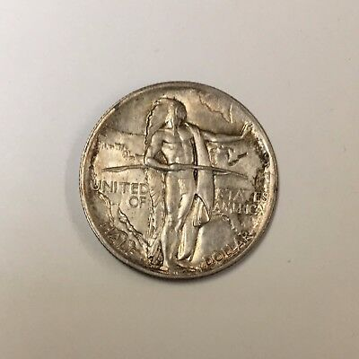 1926-S Oregon Trail Commemorative Half Dollar