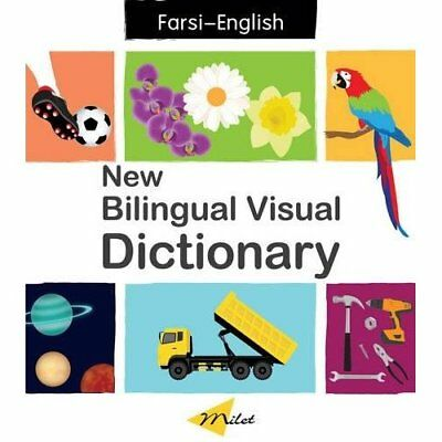 New Bilingual Visual Dictionary English-Farsi - Hardcover NEW Turhan, Sedat 01/0