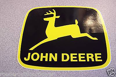 John Deere Decal JD5598 for Seat Back AM117489