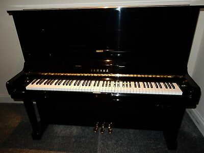Yamaha U3 Silent Upright Piano. 0% Finance Available Around 30 Years Old