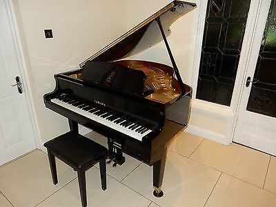 Yamaha  Disklavier Baby Grand Piano Only 20 Years Old. 5 Year Guarantee