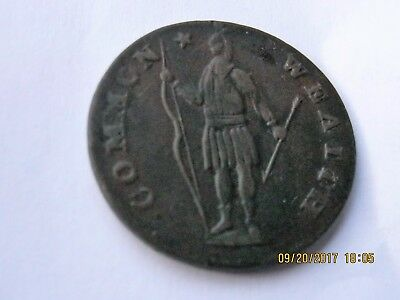 COLONIAL COIN: 1788 MASSACHUSETTS CENT With Period. Very Fine. Ex-Burt Doling
